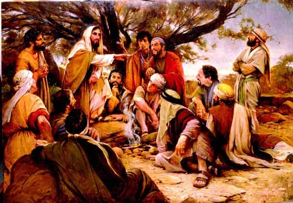 Image result for The olivet prophecy pictures