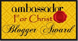 Ambassador for Christ Award, Revised