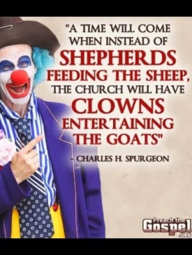 The Church Clown
