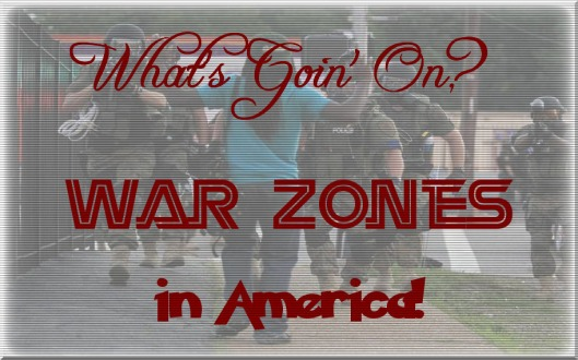 War Zones in America