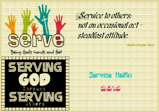 Service Haiku