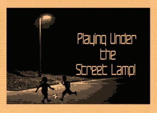Under the Street Lamp