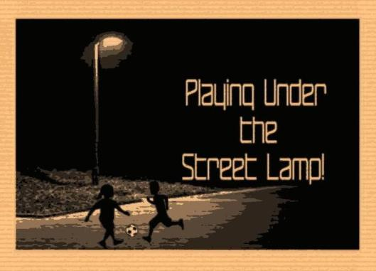 Under the Street Lamp