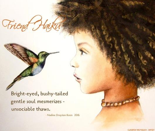 friend-haiku